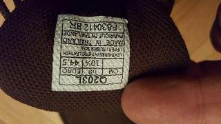 zapatillas negras asics nebrasca