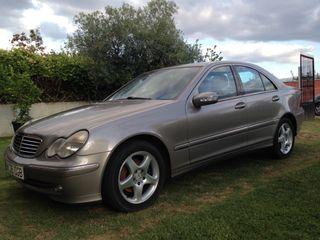 Mercedes-Benz Clase C w203
