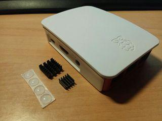 Caja Original Raspberry Pi