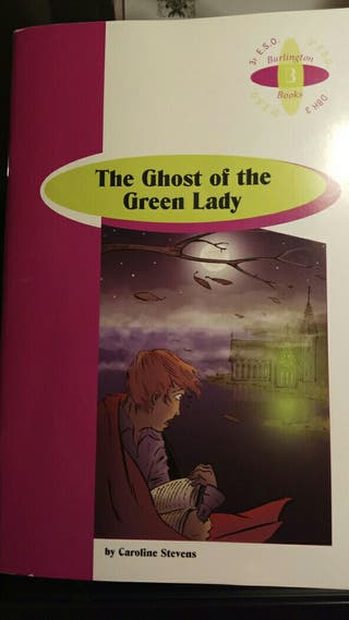 Libro The Ghost of the Green Lady
