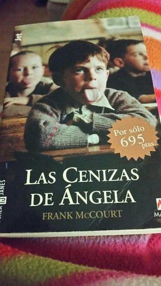 libros: Las Cenizas de Ángela y Lo Es