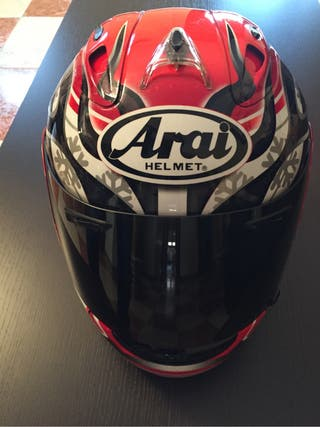 Casco arai rx7 gp