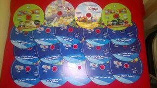 CD's Lunnis