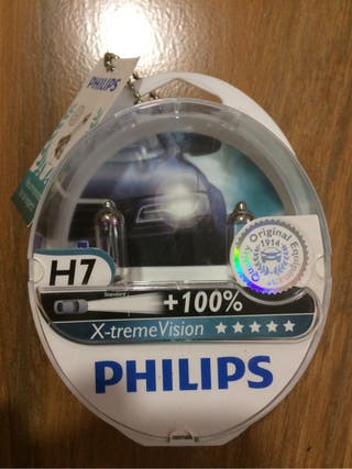 H7 philips x-treme vision