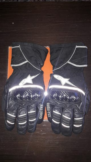 guantes alpinestar para moto