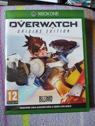 Overwatch Origins Xbox One