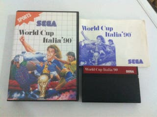 World Cup Italia 90 Master System