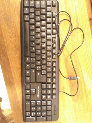 Teclado ordenador USB