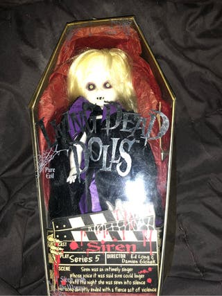 Living dead dolls SIREN