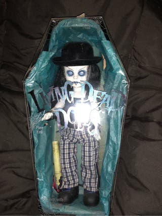 Living dead dolls BLUE