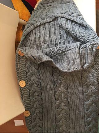 Saco lana bebe