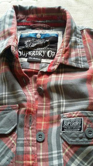 Camisa superdry