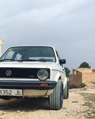 Volkswagen Golf 1981
