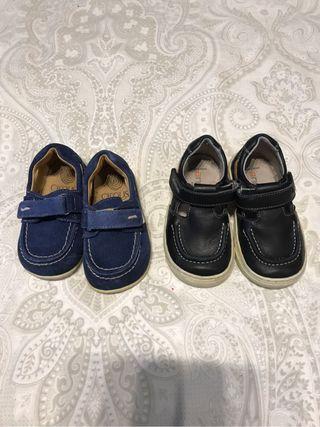 Zapatos bebe t.20