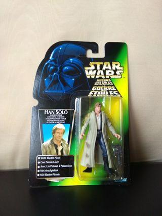 figura star wars Han Solo