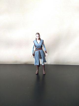 figura Star Wars Rey (Jedi Training)