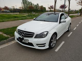 Mercedes-benz Clase C220 Coupe