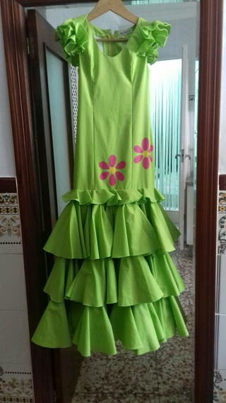 traje de Flamenca nuevo