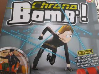 juego chono Bomb
