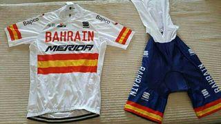 ropa ciclismo nueva