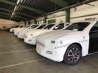 Maserati Levante DIESEL AUTOMATICO
