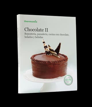 libros chocolate 1 y 2 thermomix