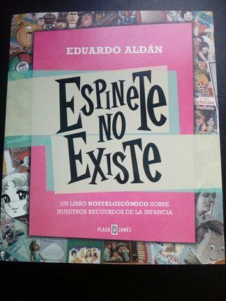 """Libro """"Espinete no existe"""""""