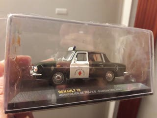Renault 10 Guardia Civil Trafico Altaya 1:43 ...