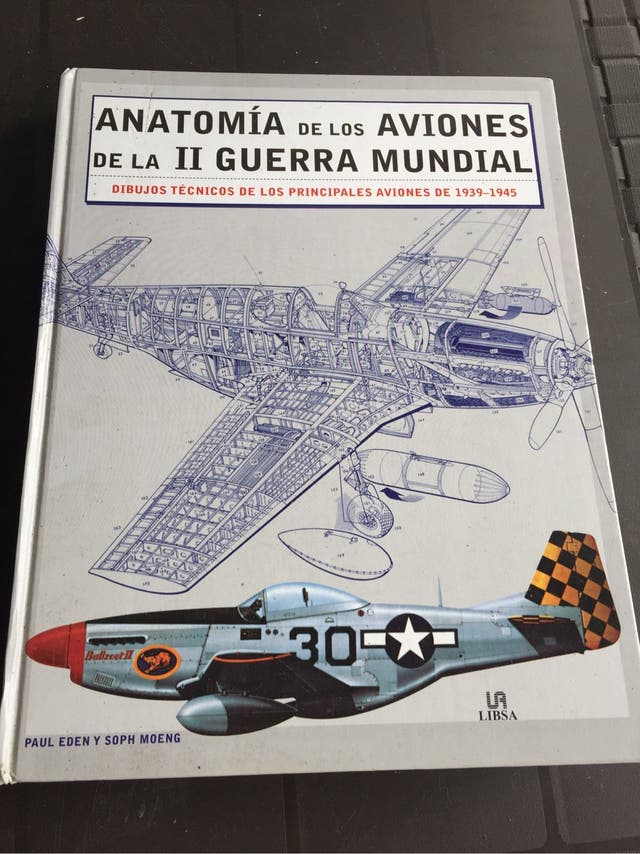 Aviones 2 guerra mundial de segunda mano por 50 € en Revilla de ...