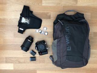Equipo Nikon D7100