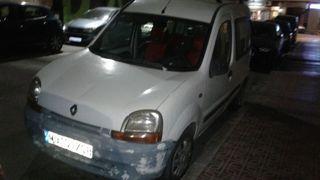 Renault Kangoo 1999 va bien probar sin compromiso