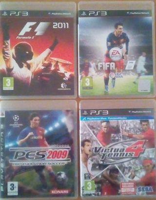 Juegos PS3 PlayStation