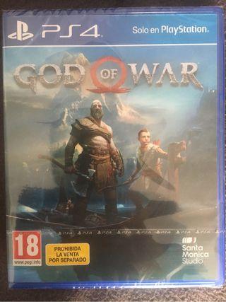 God of War 4 , GOW 4