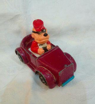 coche golfo apandador walt disney
