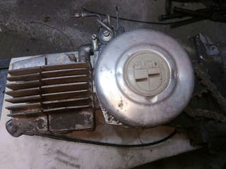 motor puch X40