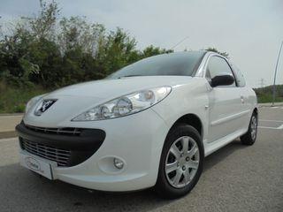 Peugeot 206 1.1i 60CV*POCOS KM*SOLO 107€/M*