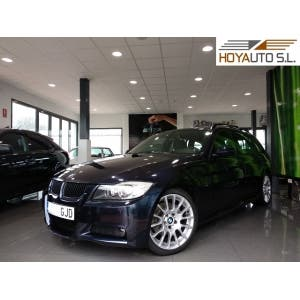 BMW - 320D TOURING PACK M