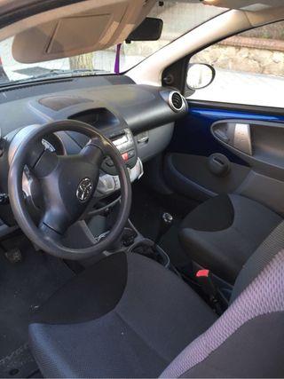 Toyota Aygo 2008