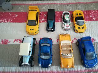 maquetas de coches