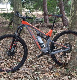 Bicicleta Intense 29 SL PRO talla M