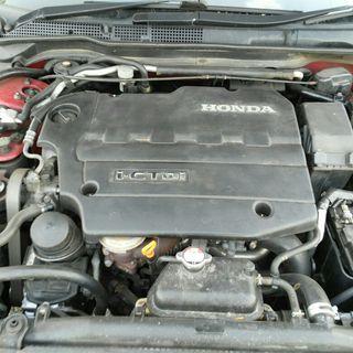 motor completo honda 2.2 i-ctdi 2009 143000km