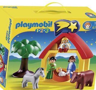 Belén Playmobil Nuevo