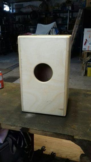 caja de resonancia M Martínez