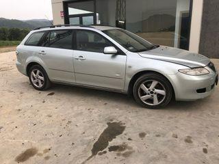 Mazda 6 por piezas