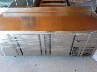 nevera frigeradora 3 puertas
