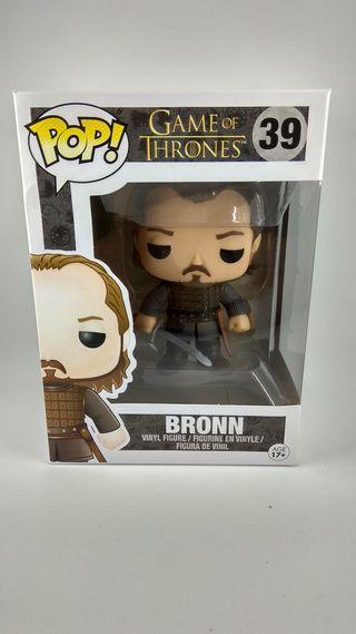 Funko pop Bronn dañado