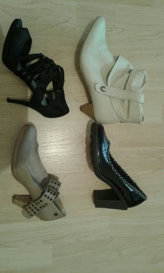 Zapatos lote