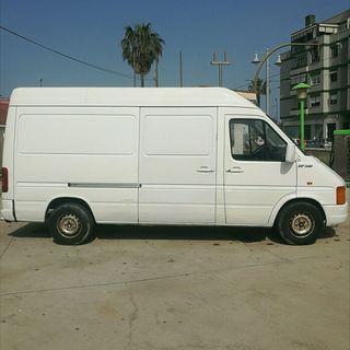 WOLKSWAGEN furgoneta LT 2.5 dieser
