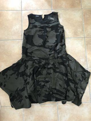 Diesel vestido mujer nuevo talla S