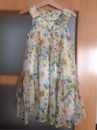 Vestido verano talla6 mayoral